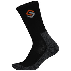 Scent-Lok Everyday Sock Black Large