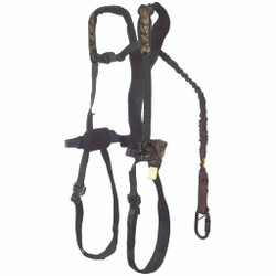 Gorilla Gear G-Tac Air Safety Harness with Flex Fit Mens