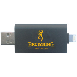 Browning Trail Camera Card Reader Android and IOS