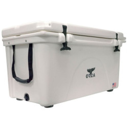 Orca Hard Sided Classic Cooler White 75 Quart