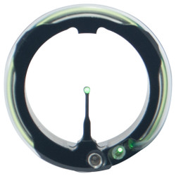 Axcel Curve Fire Ring Pin Green .019