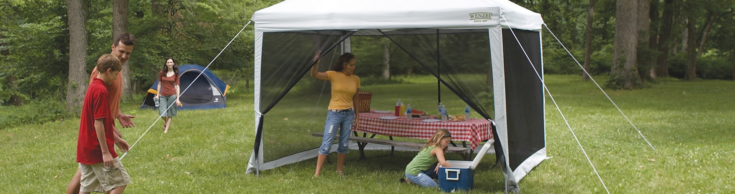 Pop Up Shelters & Pop Up Shelters | Wenzel
