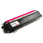 Remanufactured replacement for Brother TN210M magenta laser toner cartridge