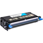 Remanufactured replacement for Dell 330-1199 (G483F) cyan