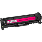 Remanufactured replacement for Canon 118 (2660B002AA) magenta laser toner cartridge