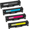 Canon 118 series laser toner cartridges black and color set