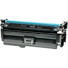 Remanufactured replacement for HP 647A (CE260A) black laser toner cartridge