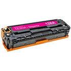 Remanufactured replacement for HP 128A (CE323A) magenta laser toner cartridge