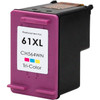 Remanufactured replacement for HP 61XL (CH564WN) color ink cartridge