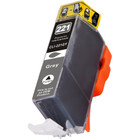 Compatible replacement for Canon Cli-221GY (2950B001) black ink cartridge