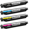 4 Pack - Remanufactured replacement for HP 126A series laser toner cartridges (CE310A, CE311A, CE312A, CE313A)