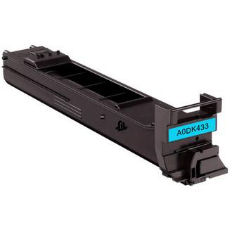 Konica-Minolta A0DK433 cyan (TN-318C) laser toner cartridge
