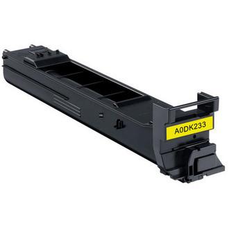 Konica-Minolta A0DK233 yellow (TN-318Y) laser toner cartridge