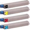 4 Pack - Compatible replacement for Okidata 42918904 series laser toner cartridges