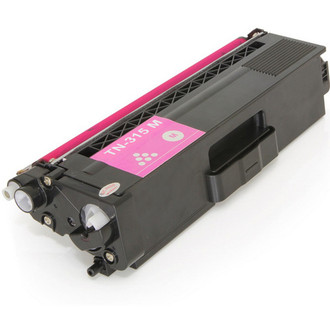 Compatible replacement for Brother TN315M magenta laser toner cartridge