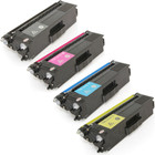 4 Pack - Compatible replacement for Brother TN315 series laser toner cartridges