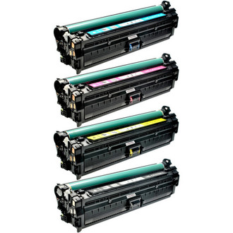 HP 650A Black and Color Set