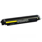 Remanufactured replacement for HP 130A (CF352A) yellow laser toner cartridge