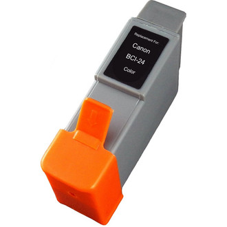 Compatible replacement for Canon BCI-24 color ink cartridge
