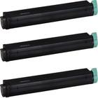 Tri-Pack - Compatible replacement for Okidata 42103001 black laser toner cartridge