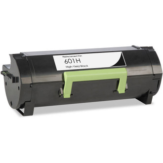 Lexmark 60F1H00 (601H) High Yield black toner cartridge