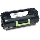 Lexmark 52D1X00 (521X) Extra High Yield black toner cartridge