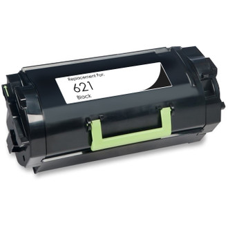 Lexmark 62D1000 (621) black toner cartridge