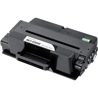 Extra High Yield Compatible replacement for Samsung MLT-D205E Black laser toner cartridge
