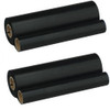 ribbon refill roll for Panasonic KX-FA133 - 2 Pack