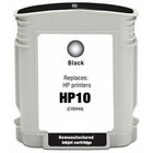 Remanufactured replacement for HP 10 (C4844A) black ink cartridge