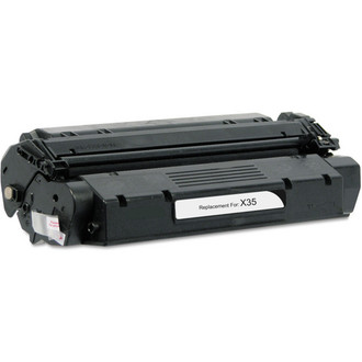 Remanufactured replacement for Canon S35 (7833A001AA) black laser toner cartridge