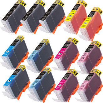 Canon BCI-6 series ink cartridges -13 Pack