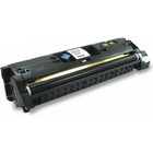 Remanufactured replacement for HP 121A (C9700A) black laser toner cartridge