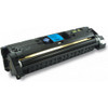 Remanufactured replacement for HP 122A (C3961A) cyan laser toner cartridge
