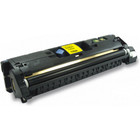 Remanufactured replacement for HP 122A (C3962A) yellow laser toner cartridge