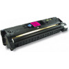 Remanufactured replacement for HP 122A (C3963A) magenta laser toner cartridge