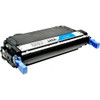 Remanufactured replacement for HP 645A (C9731A) cyan laser toner cartridge