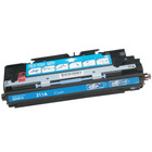 Remanufactured replacement for HP 311A (Q2681A) cyan laser toner cartridge