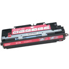Remanufactured replacement for HP 311A (Q2683A) magenta laser toner cartridge
