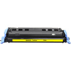 Remanufactured replacement for HP 124A (Q6002A) yellow laser toner cartridge