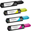 4 Pack - Remanufactured replacement for Dell 310-5726 series laser toner cartridges
