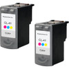 Twin Pack - Remanufactured replacement for Canon CL-41 (0617B001) color ink cartridges