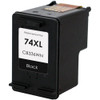 Remanufactured replacement for HP 74XL (CB336WN) black ink cartridge