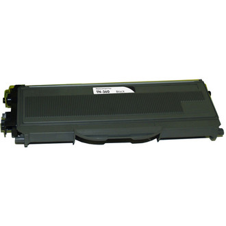 Compatible replacement for Brother TN360 black laser toner cartridge