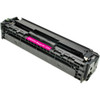 Remanufactured replacement for HP 125A (CB543A) magenta laser toner cartridge