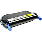 Remanufactured replacement for HP 644A (Q6462A) yellow laser toner cartridge