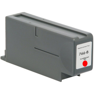 Pitney-Bowes 766-8 red ink cartridge