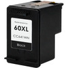 Remanufactured replacement for HP 60XL (CC641WN) black ink cartridge