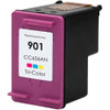 Remanufactured replacement for HP 901 (CC656AN) color ink cartridge