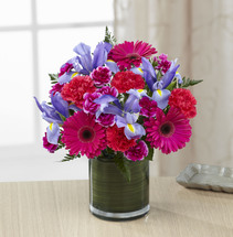 Pure Perfection - with Carnations